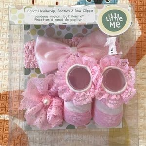 Little Me - Accessories Bundle